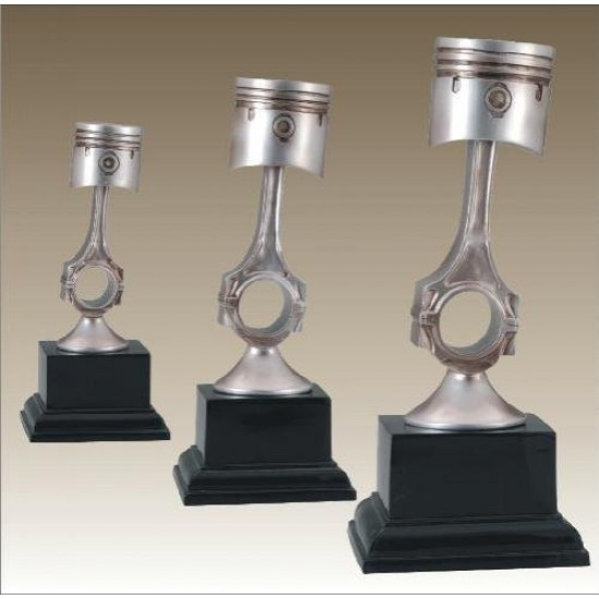 Piston Resin Trophy