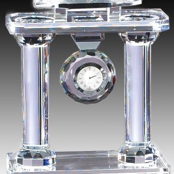 Crystal Clock Precision Quartz Movement