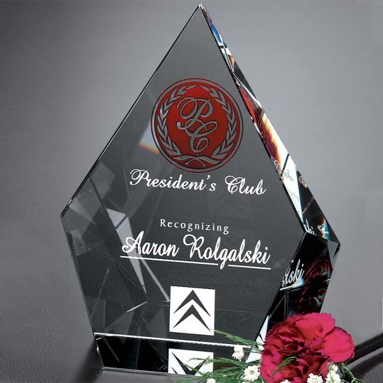 Coventry Diamond Crystal Award