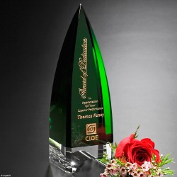Culmination Crystal Award