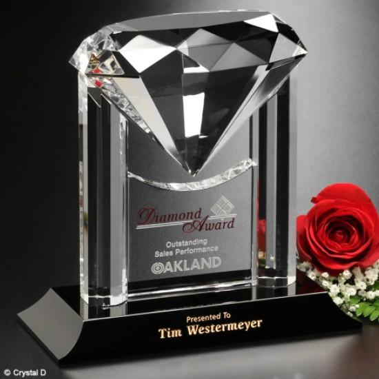 Opulence Crystal Award