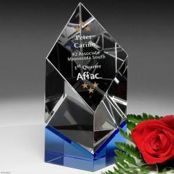 Vicksburg Indigo Crystal Award