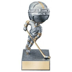 Bobblehead Hockey 5.5 Trophy