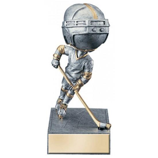 Bobblehead Hockey 5.5 Trophy