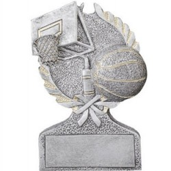 Resin Basketball 5 Trophy