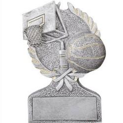 Resin Basketball 5 Trophy