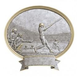 Baseball Legends 6.5 x 6 Trophy