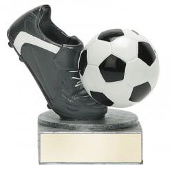 """Color TEK Resin Soccer 4"""" Trophy"""
