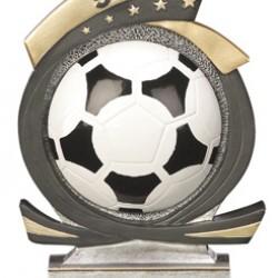 "Soccer Resin 7"" Trophy"
