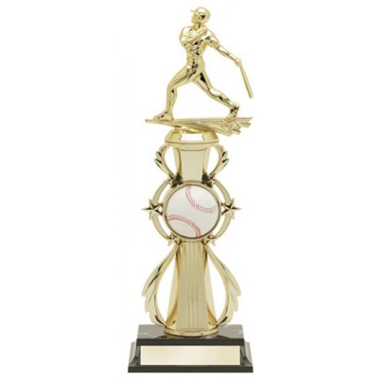 "Baseball 13"" Trophy"
