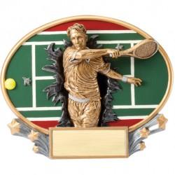 Xplosion Ovals Tennis Award