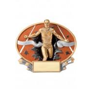 Xplosion Ovals  Track & Field Award