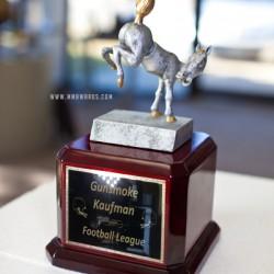 Horse Back Fantasy Trophy