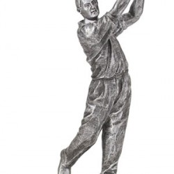 Resin Golf Sculpture Trophy