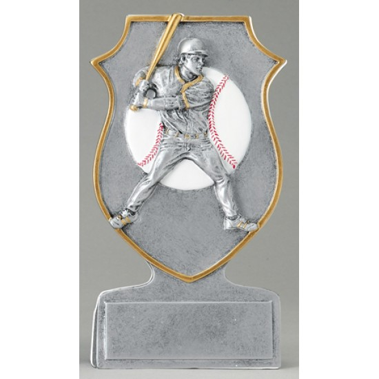 "RIC 5.5"" Resin Icon Series Baseball Trophy"