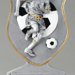 """RIC 5.5"""" Resin Icon Series Soccer Trophy"""