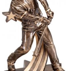"""Superstar 6.5"""" Resin Sculpture Baseball Trophy"""