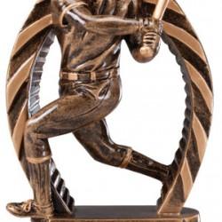 "Running Star 5.5"" Resin Sculpture Baseball Trophy"