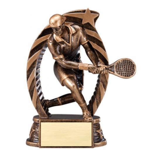 Running Star Tennis Award