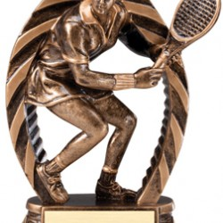 Running Star Tennis Award