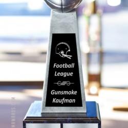 Super Bowl Lombardi Style Fantasy Football Trophy