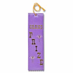 STRB11C - Grand Prize Stock Carded Ribbon