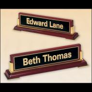 Rosewood Nameplate