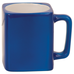 8 OZ BLUE SQUARE LASERMUGS