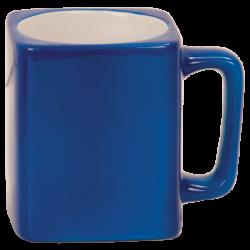 8 OZ BLUE SQUARE LASERMUGS