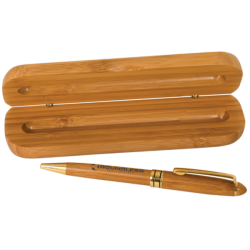 BAMBOO PEN & CASE SET
