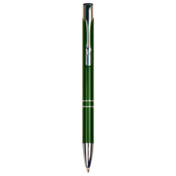 GLOSS GREEN BALLPOINT PEN