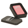 PINK LIGHTER WITH BLACK TIN GIFT BOX