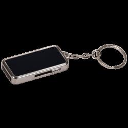 BLACK 4GB USB FLASH DRIVE