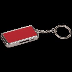 RED 4GB USB FLASH DRIVE