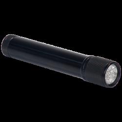 BLACK 7 LED FLASHLIGHTS