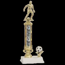 Male Soccer Trophy
