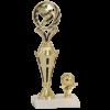 Midnite Star Soccer Trophy