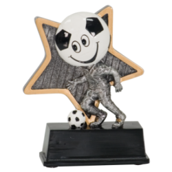 Little Pal Soccer Resin
