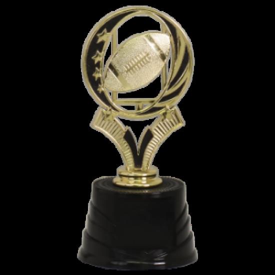 Coupler Star Football Trophy