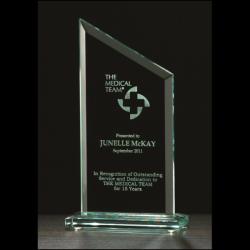 Zenith Series Glass Award