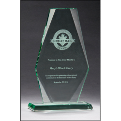 Premium Series Jade Glass Award