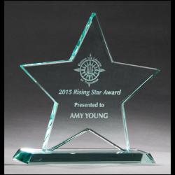 Star Jade Glass Award