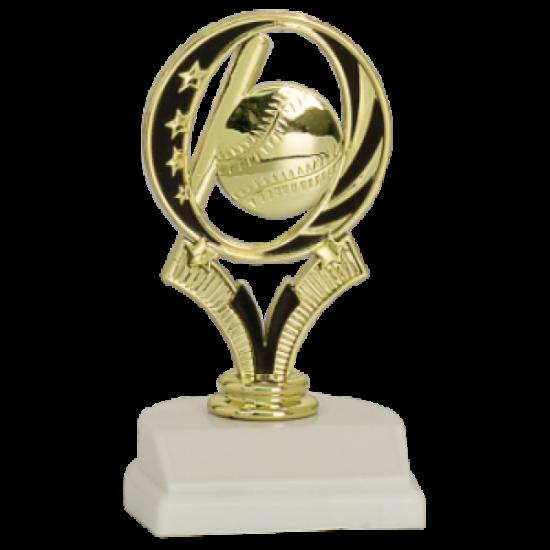 Midnite Star Baseball Trophy