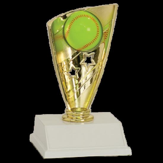 Banner Softball Trophy