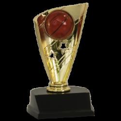 Banner Basketball Trophy