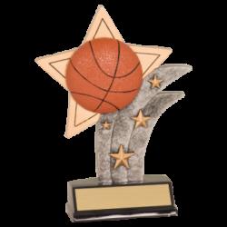Sport Star Basketball Resin