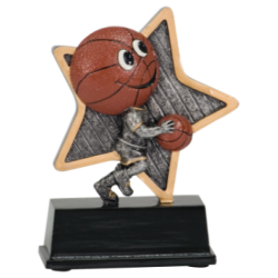 Little Pal Basketball Resin
