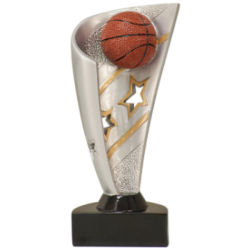 Banner Basketball Resin