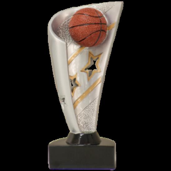 Banner Basketball Resin