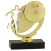 Silhouette Bowling Trophy